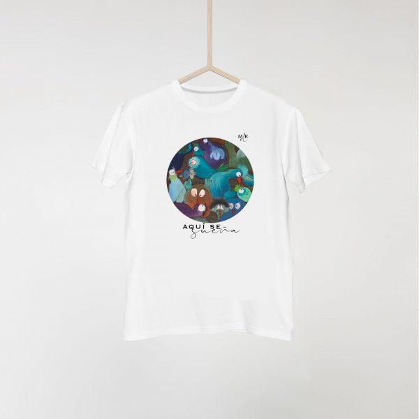 Camiseta Alboroto